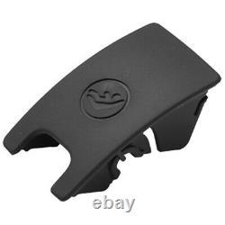 50xcar Rear Child Seat Anchor Isofix Slot Trim Cover Button Pour Audi A4 B8 A5