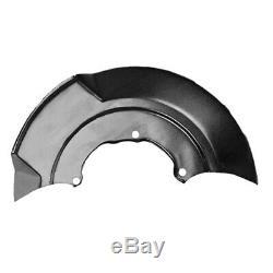 5x2x Plaque D'ancrage Couverture Splash Plate Pour Roue Avant Disque De Frein Anchor Pla M1f6