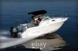 7oz Boat Couver Pro Line 20 Express Withanchor 2008-2013