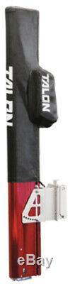 Accessoires-15 Talon Ancre Talon Bt Cover Voyage, Noir