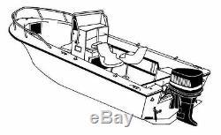 Bateau De Couverture Edgewater 7 Oz 245 CC Avec Ancre Roler 2007-2012