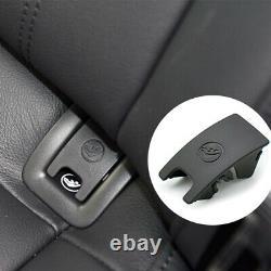 Bouton De Couverture Isofix De Garniture De Fente D'ancre Arrière De Siège D'enfant De Voiture Pour Audi A4 B8 A5 8 N2y