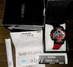Casio Rainbow G-shock Metal Covered Gm-110rb-2ajf Men's Watch Nouvelle Forme Japon Nouveau