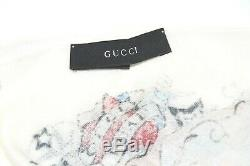 Gucci Écharpe Wrap Swim Cover Tattoo Sirène Surfboard Anchor Shell Star Fish Rose