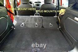 Jeep Renegade Tonneau Cargo Couverture De Montage Goujons Pins Ancres Latitude Limitée