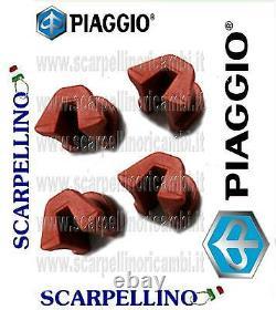 Kit 4 Tasselli Cursori Beverly Mp3 X8 X9 Atlantique - Couverture D'ancre Piaggio 842175