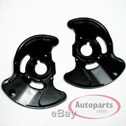 Mercedes Clk C208 Disques De Frein Pads Capteur 2 Spritzbleche Pour Front