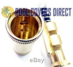 Meyco Pool Cover Pop Up Ancre Brass Pop-up Pour Beton Rabais Quantité