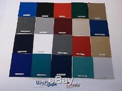 Nouveau Westland Exact Fit Sunbrella Sea Ray 250 Slx Br Withanchor Davit Couverture 06-09