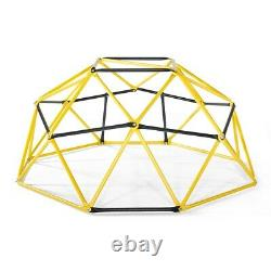 Plum Metal Climbing Frame Dome Minions 3 Ans + Couverture Polyester + Ancres