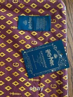 Poterie Rare Barn Harry Potter Poudlard Maison Taie D'oreiller Lion Tn-o