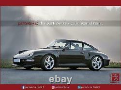 Splashguard Pour Porsche 911 G Sc Brake Dust Cover Rear Paire