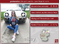 Splashguard Pour Porsche 911 G Sc Frein Poussière Capot Arrière Paire