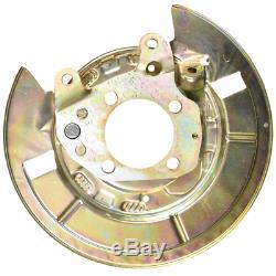 Toyota Corolla Verso Housse De Protection Pare-disque De Frein De Gauche Plaque D'ancrage 46504-0f010