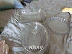 Vintage Anchor Hocking Toscany Collection Savannah Covered Casserole Lasgna & Vintage Anchor Hocking Toscany Collection Savannah Covered Casserole Lasgna & Vintage Anchor Hocking Toscany Collection Savannah Covered Casserole Lasgna & Vintage Anchor