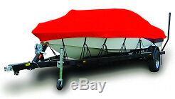 Westland 5 Exact Fit Boston An Whaler Conquest 205 Avec Ancre Davit Couverture 07-08
